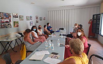Reunión con la Concejalia de Mujer del Ayuntamiento de Cádiz