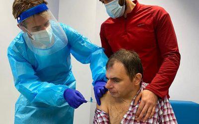 Vacunación en los hogares Isabel Pérez-Aguirre