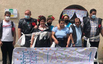 Feria en el Centro de Día Alhucema