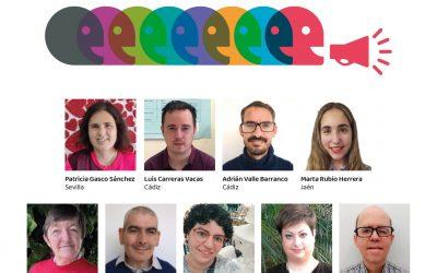 Personas representantes de Plena Inclusión Andalucía