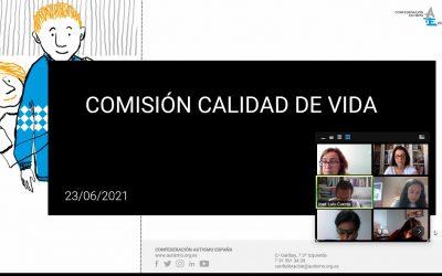 Comisión de Calidad de Vida de Autismo España