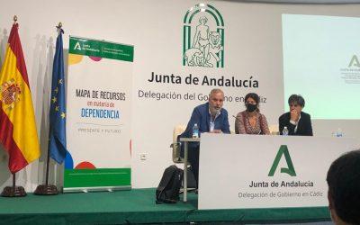 Reunión de la Agencia de Servicios Sociales y Dependencia