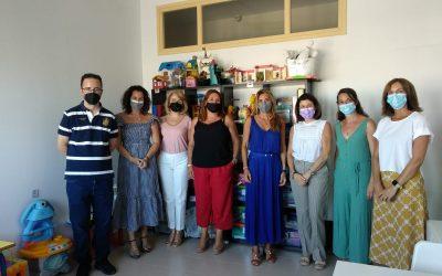Visita al CAIT de Algeciras