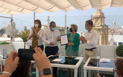 Entrega de la Certificación ONG a Feproami