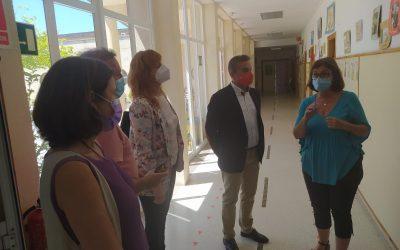 Visita institucional en la sede de Puerto Real