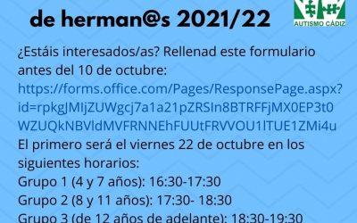 Talleres de Herman@s 2021-22