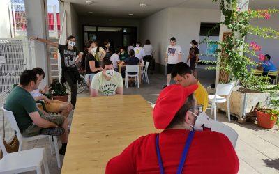 Fiesta Nivel Cero de Hogares Jerez