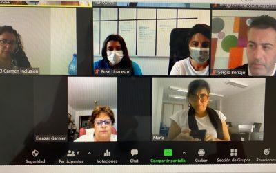 Reunión del grupo ODS de Feproami